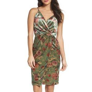 Adela Twist Sheath Dress